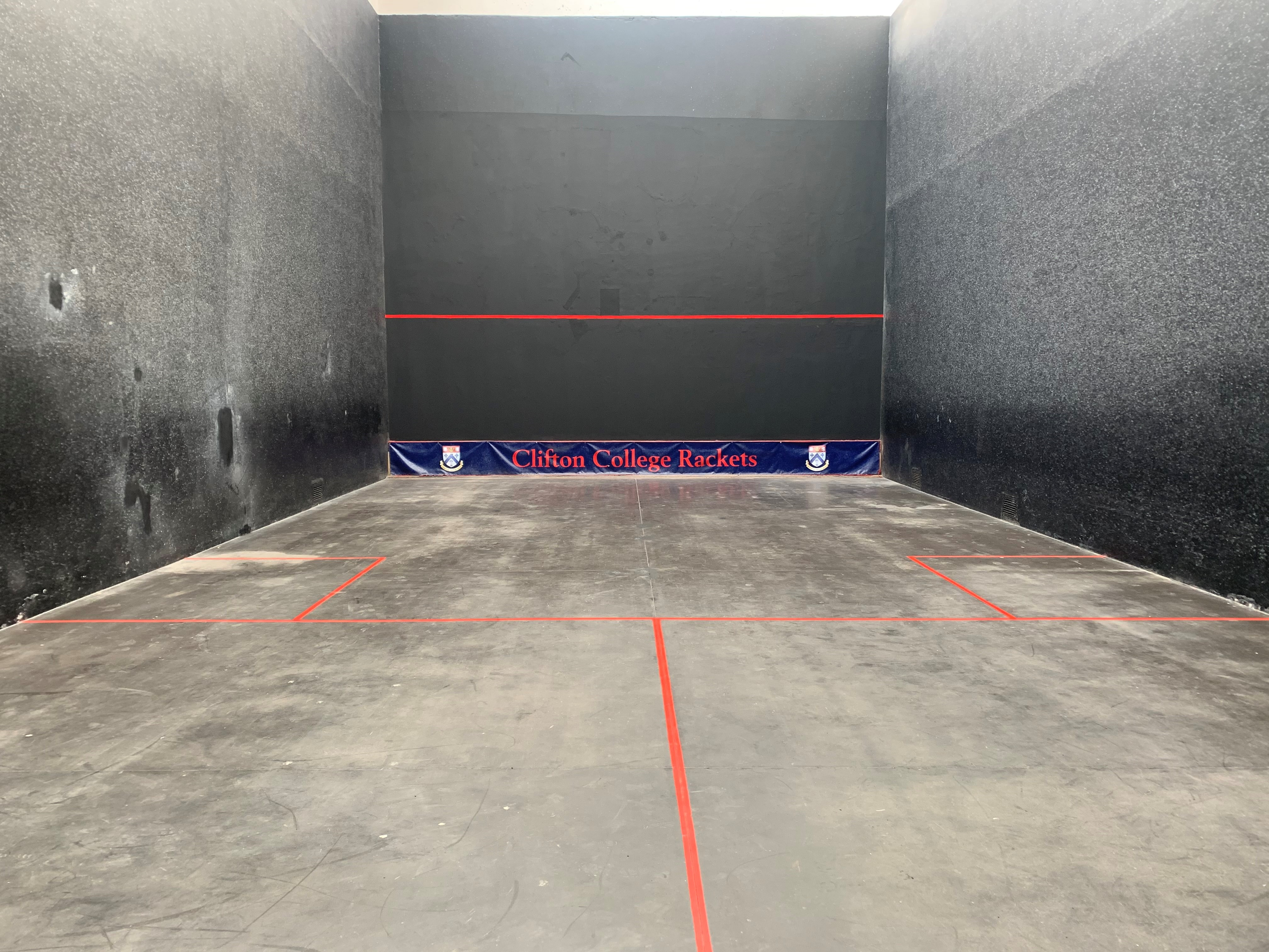 Rackets Court at Clifton