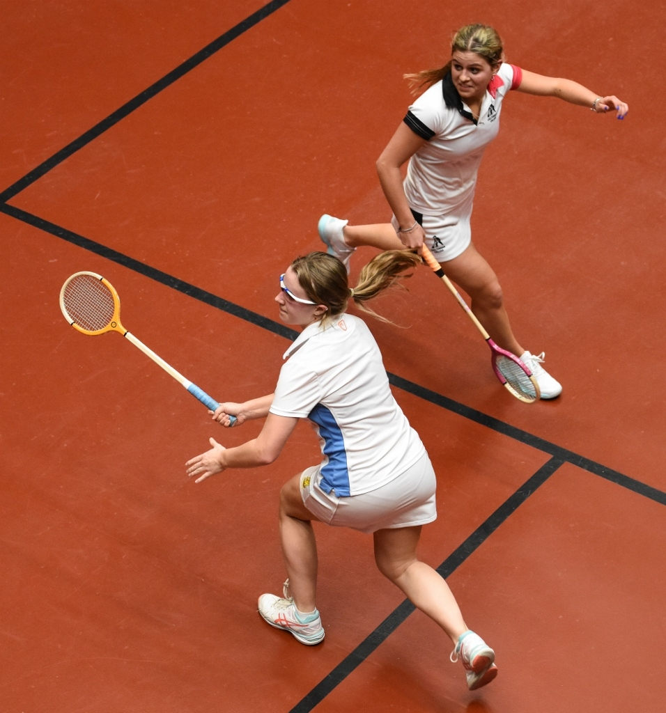National Schoolgirls Doubles