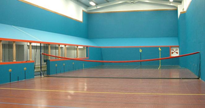 Radley College Tennis Court