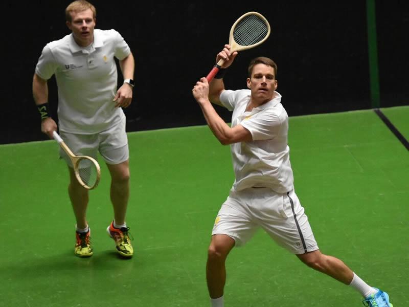 Men's Doubles at Queen's