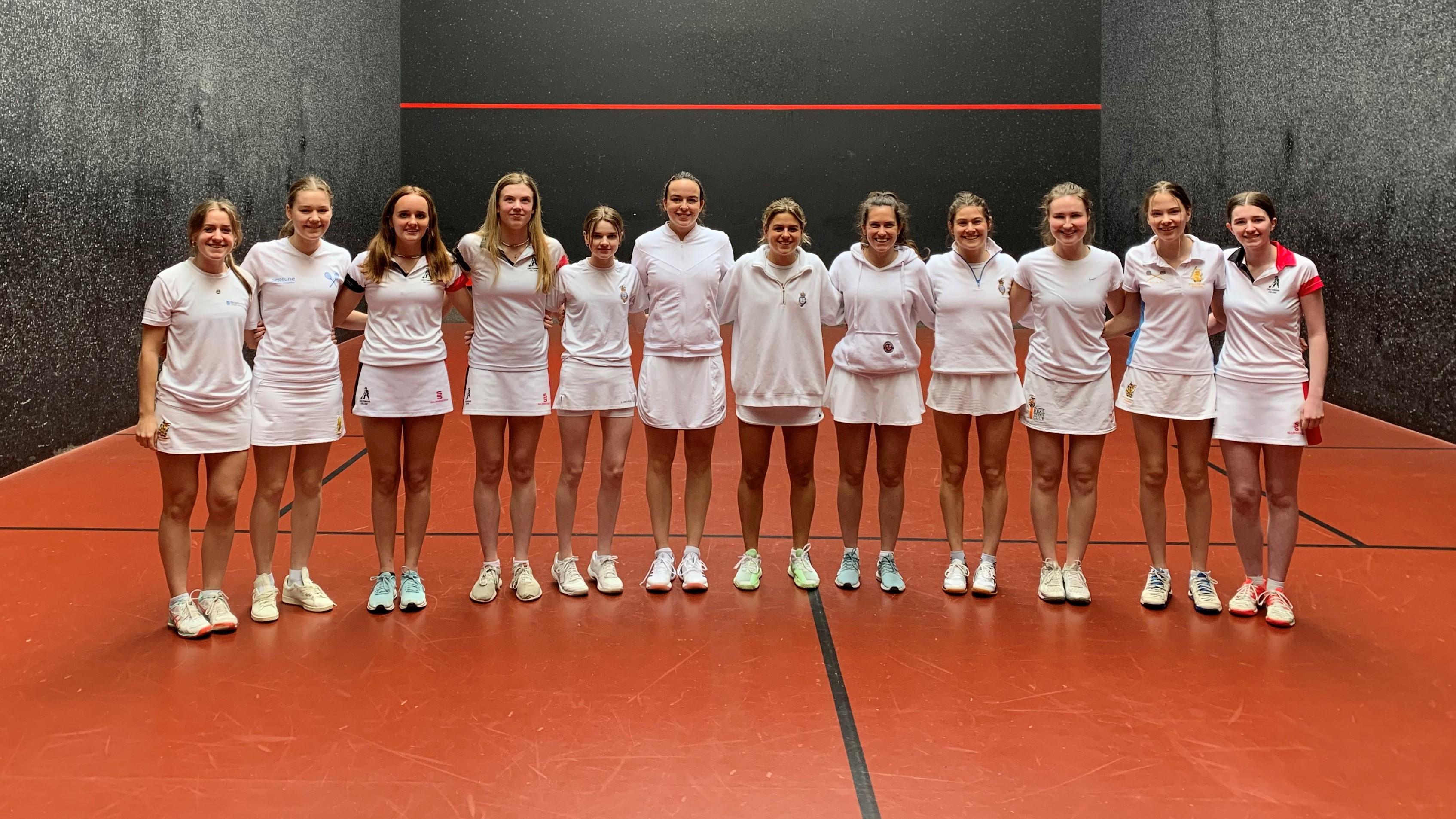 Ladies World Doubles