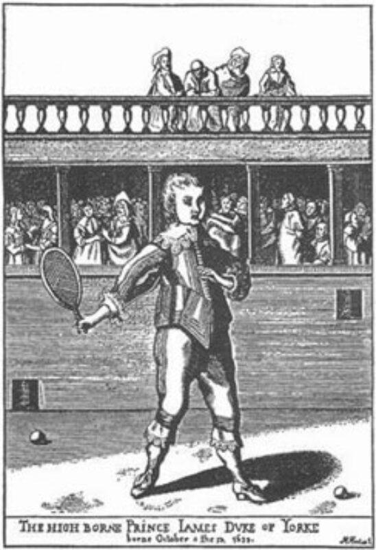 Prince James Duke of York 17th Century