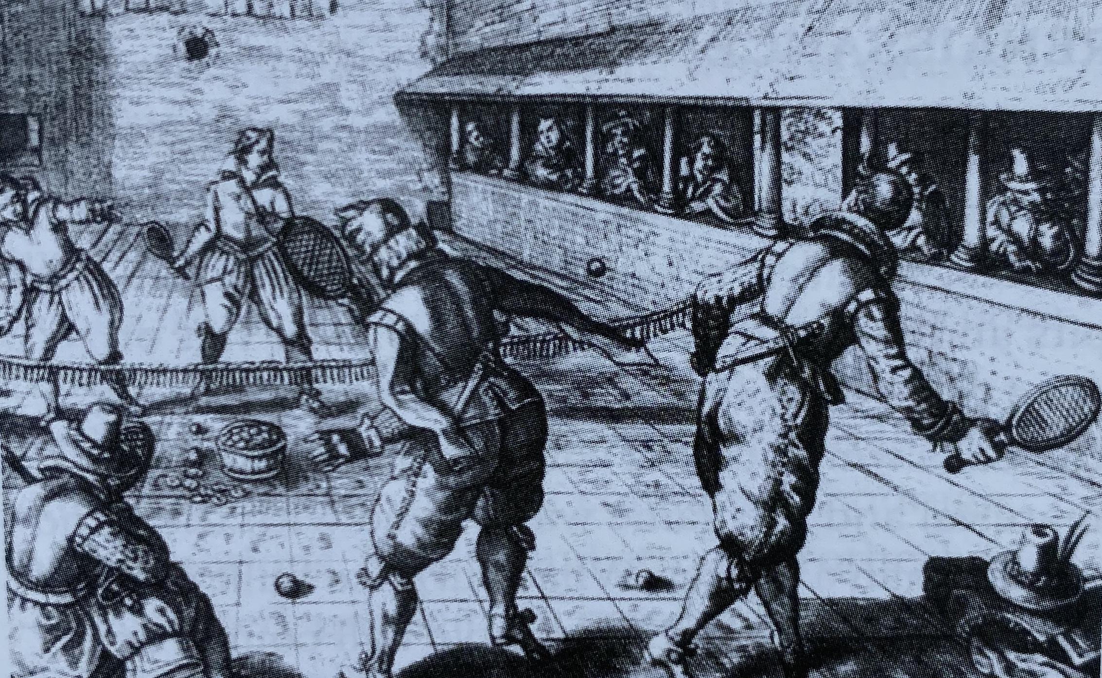 Court in Leiden 1612