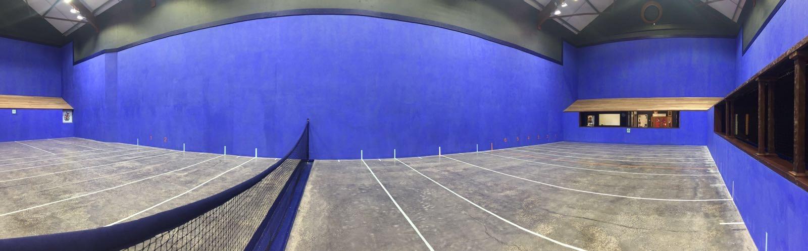 Wellington Real Tennis Club