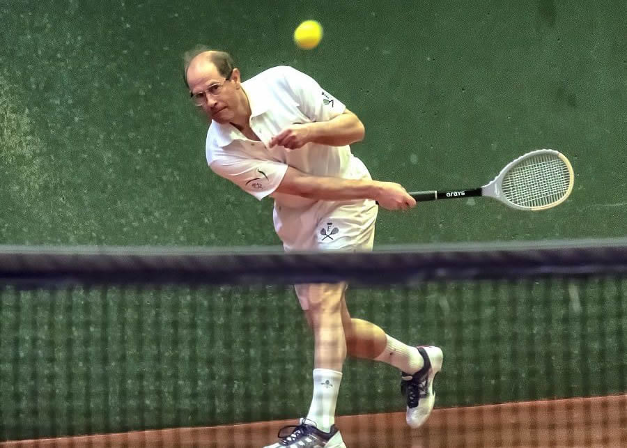 Prince Edward in action