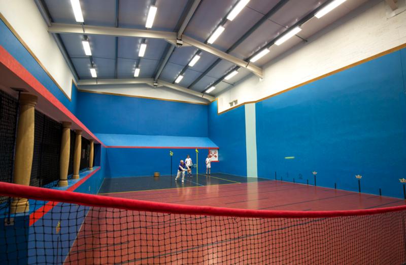 Radley Real Tennis Court
