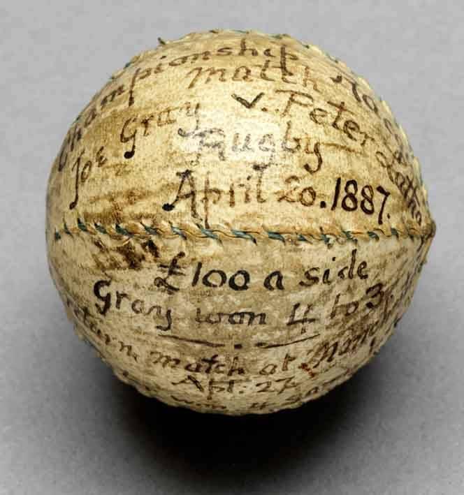 Historical ball