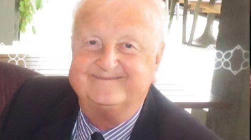 Farewell to Stephen Thomas Sayer