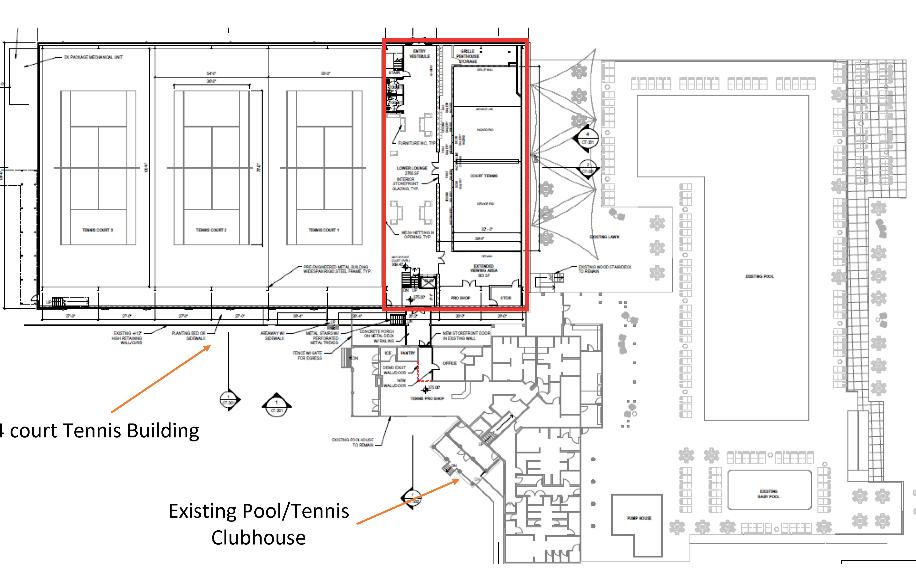 Proposed New Court at Washington