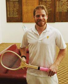 Camden Riviere British Open Singles Winner 2019