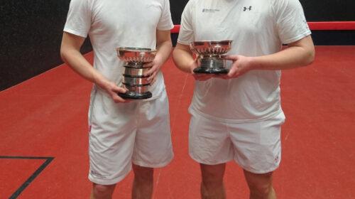 Amateur Rackets Doubles Championship 2018