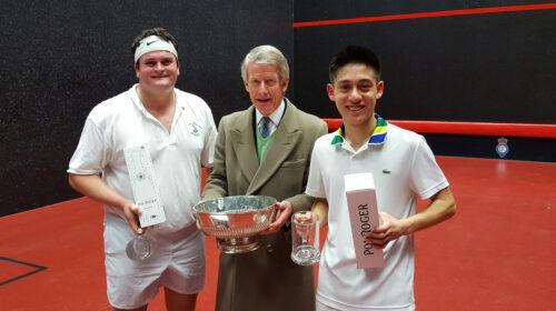 Amateur Rackets Singles Championship 2017