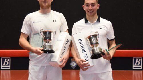 Brown Advisory British Open Doubles Championship 2018