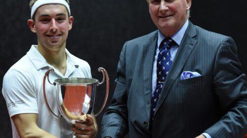 Brown Advisory British Open Singles Championship 2018
