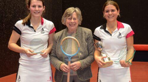 National Schoolgirls Singles Championships 2018