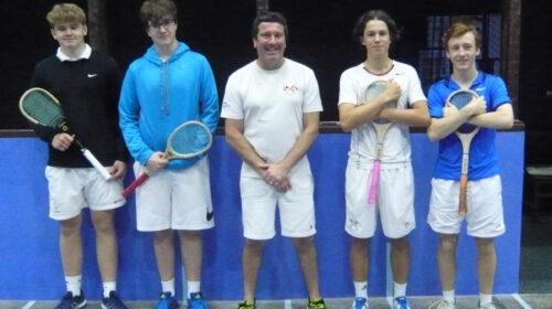 Under 15 & Under 19 Junior Open Doubles Championships 2018