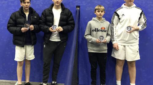 Inter Schools Doubles Level Championship 2018