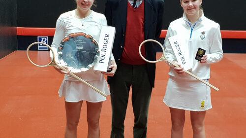Brown Advisory Ladies Rackets Open Singles Championships 2019