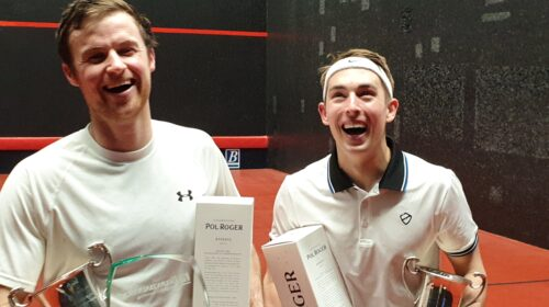 Brown Advisory British Open Doubles Championship 2019