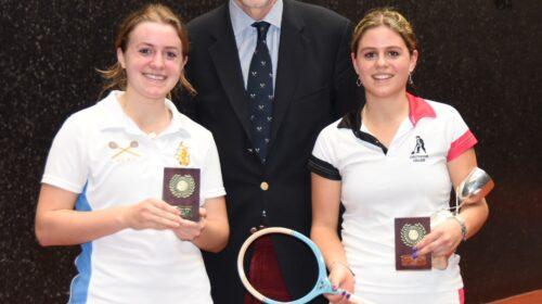 National Schoolgirls Singles Championships 2019