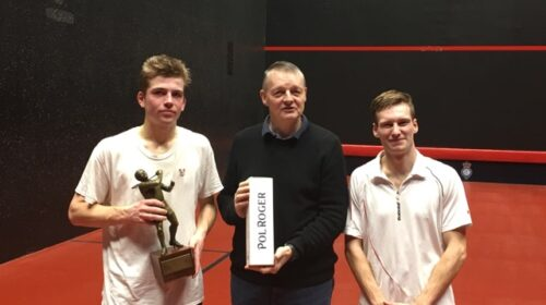 Under 21 and Under 24 Singles & Doubles 2018