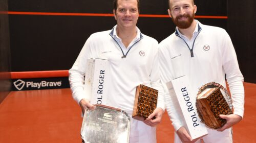 Rackets World Doubles Challenge 2018