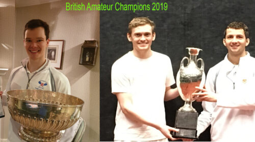 Amateur Singles and Doubles Championships 2019