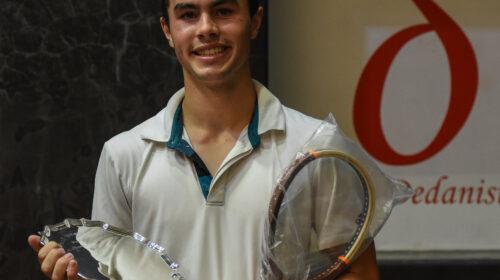 World Junior Real Tennis Championships 2018