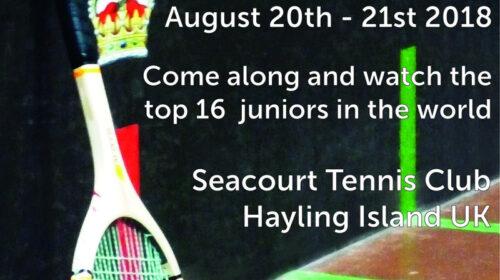Junior World Ranking List