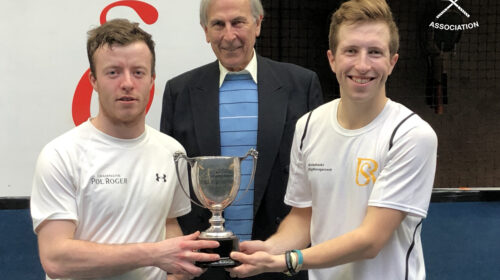 Under 24 Singles and Doubles, and Under 21 Singles Championship 2019
