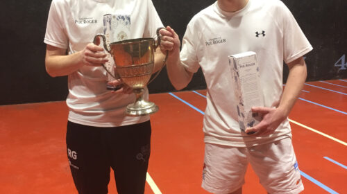 Inter University Real Tennis Tournament 2018
