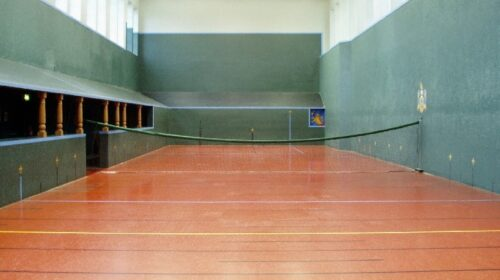 Hyde Real Tennis