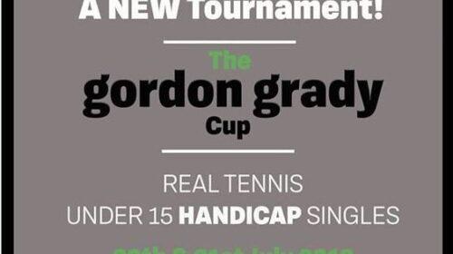 Gordon Grady Cup 2019