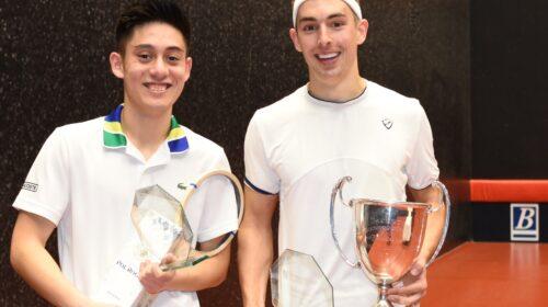 Brown Advisory British Open Singles Championship 2020