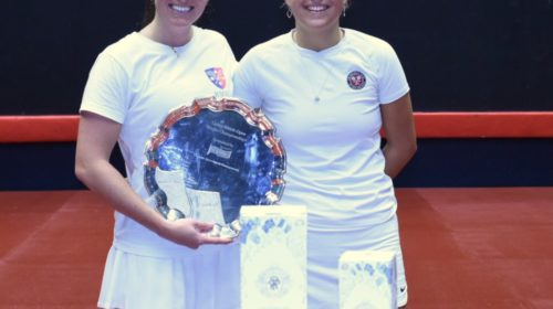 Brown Advisory Ladies British Open Singles Championships 2020