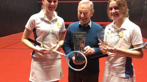 National Schoolgirls' Doubles Championships 2019