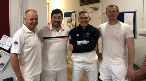 British Over 40 Amateur Doubles Championships 2020