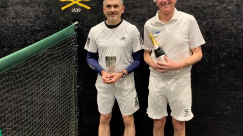 Over 50s Amateur Singles 2019