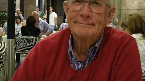 Farewell Ian Garside