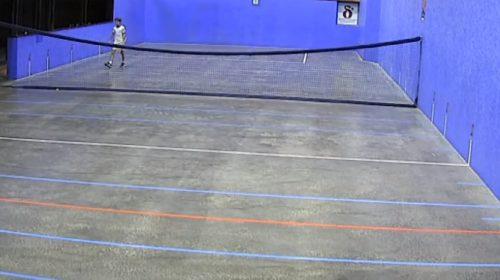 Under 18 Singles Handicap Tournament 2020 (Blenheim Alpaca)