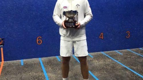 British Junior Real Tennis Championships 2020