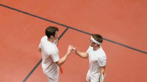 World Championships Doubles Eliminator - Battle of the Brits