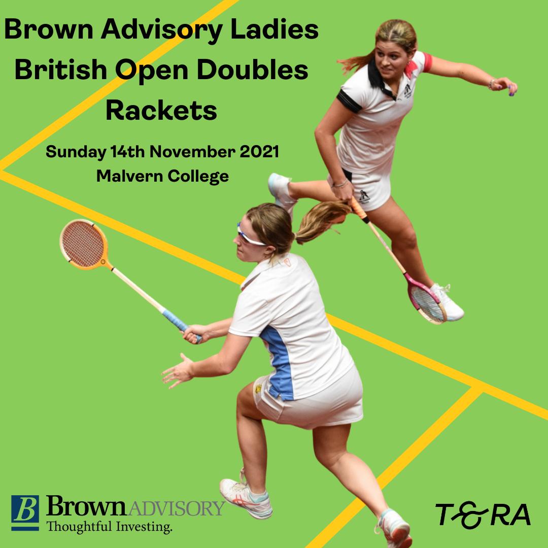 Brown Advisory Ladies British Open Doubles 2021