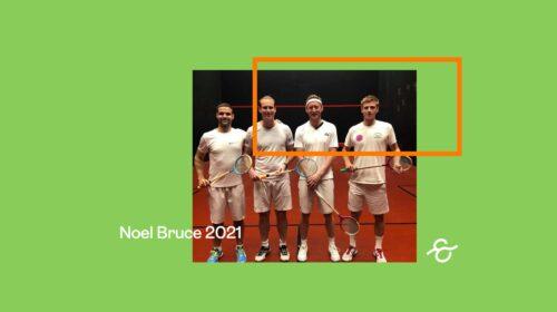Noel Bruce Cup 2021