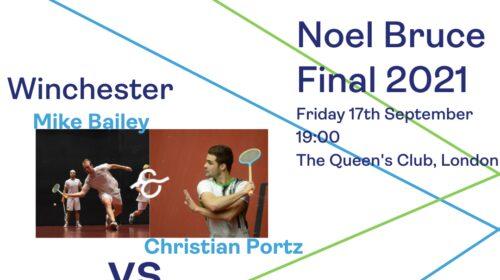 Noel Bruce Final 2021
