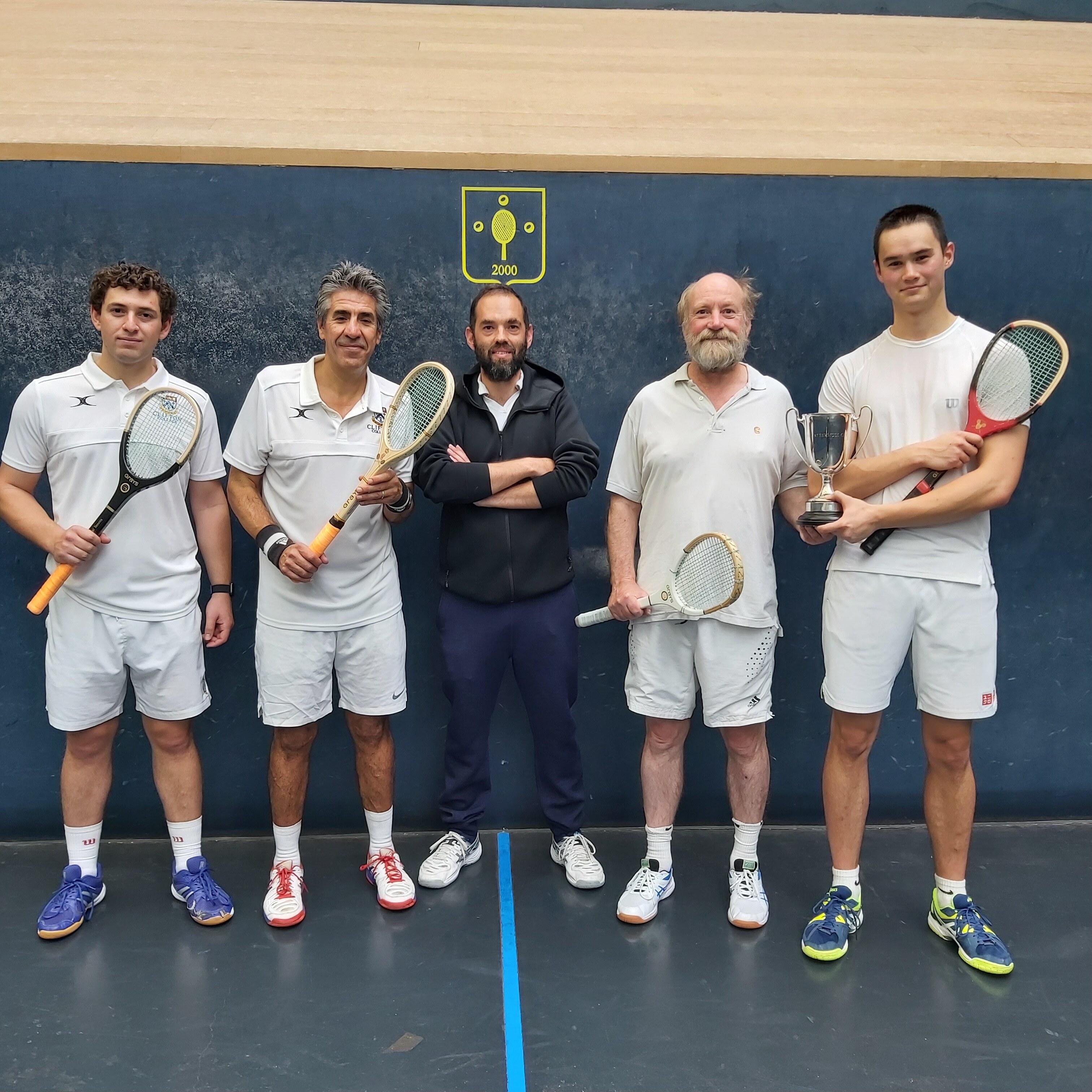 Cattermull (Alumni Tournament) Handicap 2021
