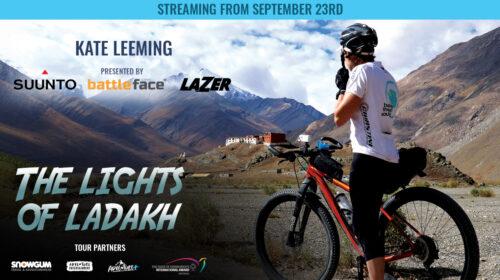 The Lights of Ladakh by RMTC professional Kate Leeming