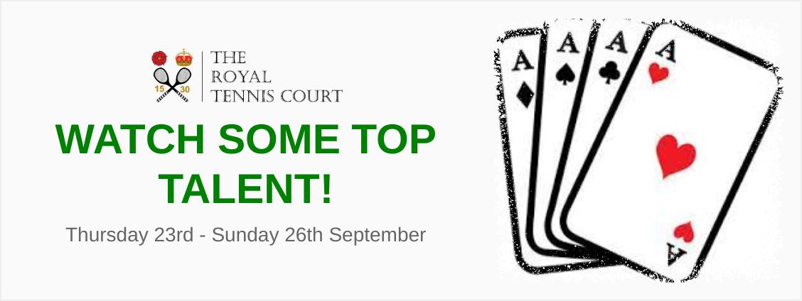 RTC Invitational Tennis Development Tournament