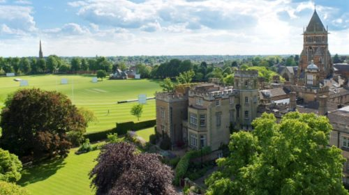 Job Opportunity at Rugby School