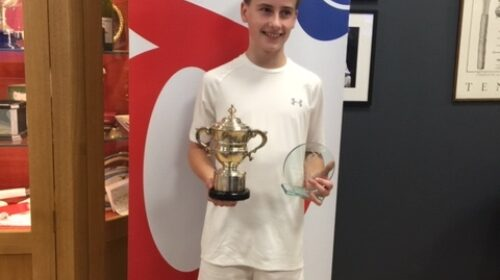 National Under 18 Handicap Singles 2019